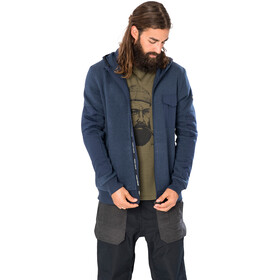super.natural Compound Techno Jacket Men blue iris